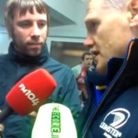 VIDEO: Joe Schmidt interview after Leinster's 59-22 win