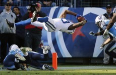 Two Minute Warning: Vick Ballard is good at ballet and other must-see plays from this weekend's NFL action