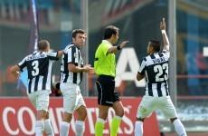 Move along, nothing to see here: Juventus claim 'no conspiracy' after Catania win
