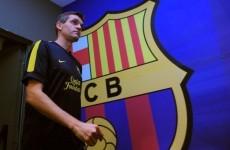 'Barca's titles are Begiristain's titles': Vilanova praises City capture