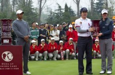 Donald: McIlroy has the upper hand over Tiger