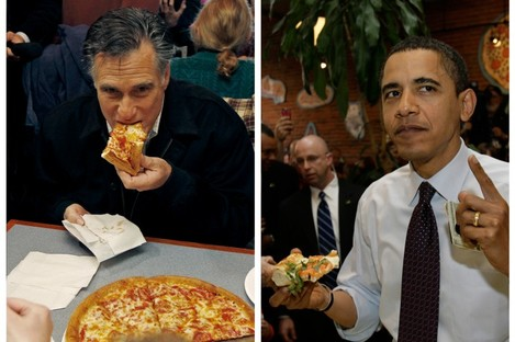 Who eats pizza the best? We didn't really ask that question.