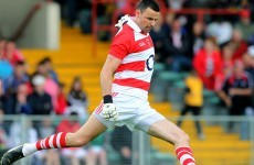 Quirke to be marked absent for start of Cork's 2013 campaign