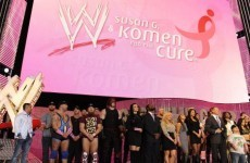 WWE campaign raises $1m to fight breast cancer