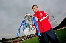 McDaid aiming for FAI Cup final starting role