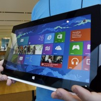 """Microsoft chief says Windows 8 is off to a """"stunning"""" start"""