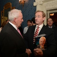 Audio: 'There's something about Bill O'Herlihy' - Taoiseach hails 'Billo'