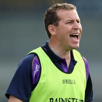 Camogie winning manager Doyle to take over Wexford U21 hurlers