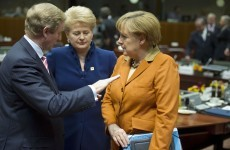 Guten Morgen: Enda Kenny to meet Angela Merkel in Berlin today