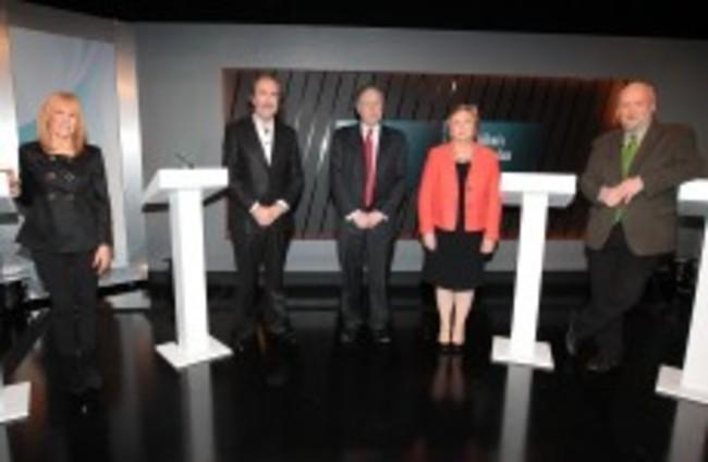 As it happened: Vincent Browne's Children's Referendum debate