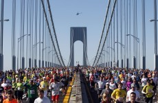 On your marks... Mayor says NYC Marathon to go on in wake of Sandy