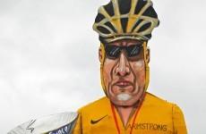 English town to burn Lance Armstrong effigy