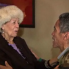 'Golden Voice' man reunited with mother (90)... eventually