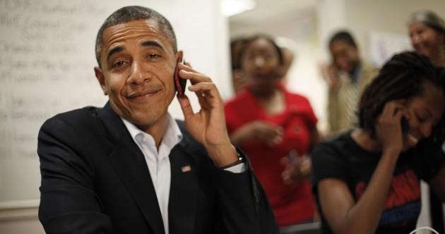 Pic: Barack Obama - Sassy President