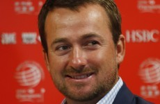 Freak injury could end Graeme McDowell's season