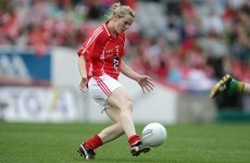 Rebel pair lead charge for ladies' football prize