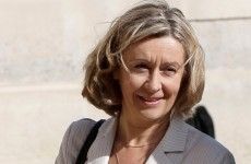 French minister with Irish links says Hollande supports bank debt deal