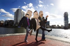 Call for Anglo musical to be brought stateside... with Seán Fitzpatrick puppet in tow
