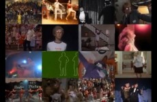 Deadly video of 250 films squashed into 2.5 minutes