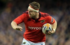Pro12: Sherry still hoping to receive Ireland's call