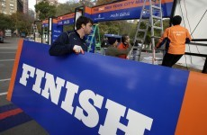 Sandy recovery: New York marathon plans divide city