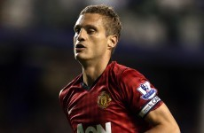 Christmas present? Vidic on course for December comeback