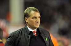 Careful now! Brendan Rodgers wary of transfer window