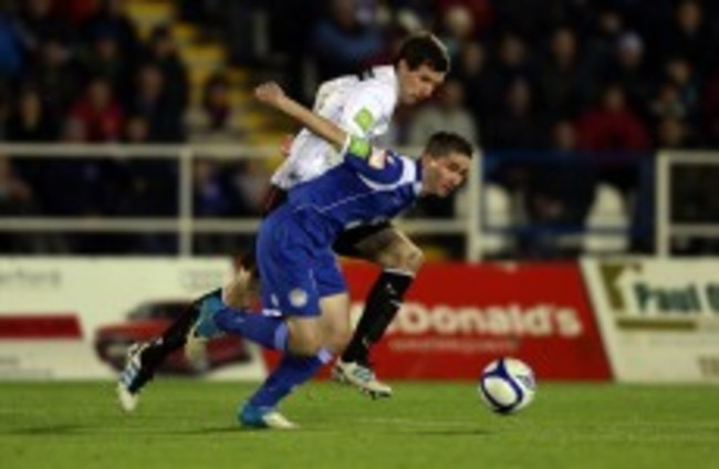 As it happened: Waterford v Dundalk, promotion/relegation playoff