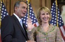 US congresswoman Gabrielle Giffords shot point blank at public meeting