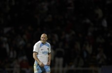 Pumas: Contepomi in, Albacete ruled out of November Tests
