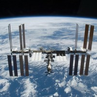 Watch the skies: It's a bird, it's a plane, it's... the Space Station