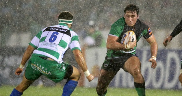 Pro12: All-weather Connacht victorious over Treviso