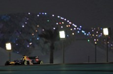 Vettel forced to the back of the grid in Abu Dhabi