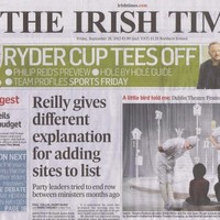 VIDEO: Irish Times to launch redesigned newspaper tomorrow