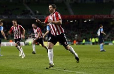As it happened: Derry City v St Patrick's Athletic, Ford FAI Cup final