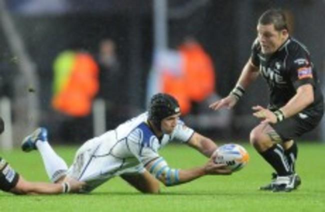 As it happened: Ospreys v Leinster, RaboDirect PRO12
