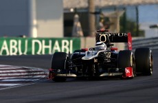 Formula One: Raikkonen restores lustre to Lotus