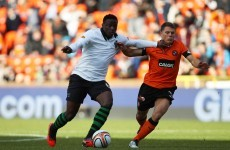 Dundee United come from behind to hold Celtic