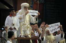 Egypt's Coptic church chooses new pope