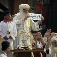 Egypt's Coptic church chooses new pope