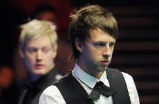 World number one Trump beats Robinson to land third title