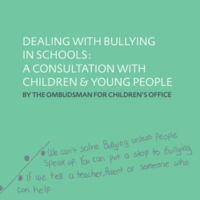 Children's Ombudsman recommends schools take action on cyber-bullying