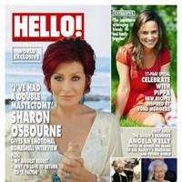 Sharon Osbourne has double mastectomy