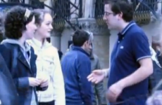 VIDEO: What happens when you speak Irish to strangers?