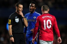 Clattenburg sidelined again amid 'racism' row