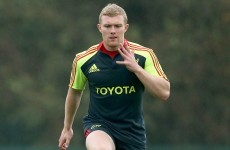 Centre of attention: Can Keith Earls play centre for Ireland?