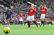 Alex Ferguson hails versatile Manchester United strikeforce