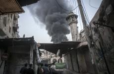 Car bomb kills 50 in Syria as air strikes pound rebels