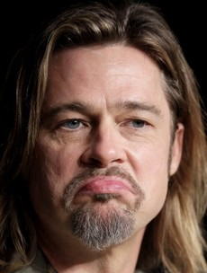 The Dredge: Brad Pitt's furniture collection... no, really