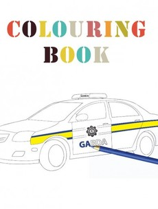 A challenge for you: The Garda colouring book
